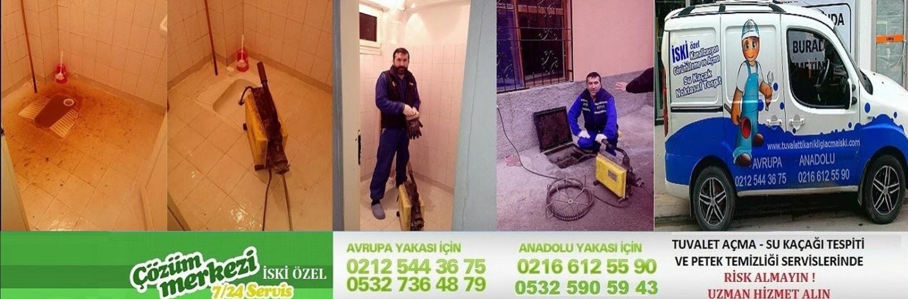 Tuvalet , Lavabo Açma 49 TL
